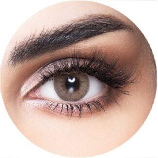 mylense light brown contact lenses kuwait 2 عدسات ماى لينس الكويت لون لايت براون بنى فاتح