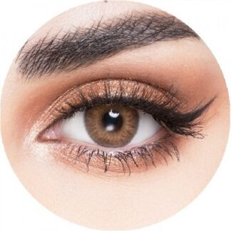 mylense oro brown contact lenses kuwait عدسات ماى لينس الكويت لون اورو براون بنى