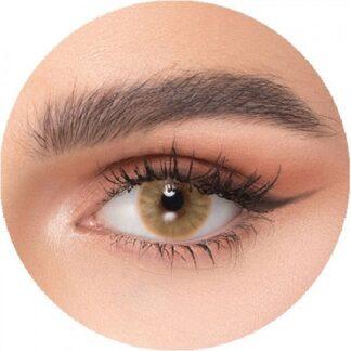 naturel lenses kuwait core hazel عدسات ناتشورال الكويت كور هازيل 1